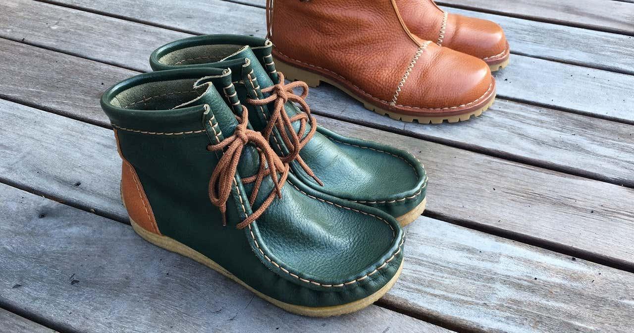 手作り靴制作 ニイヨル